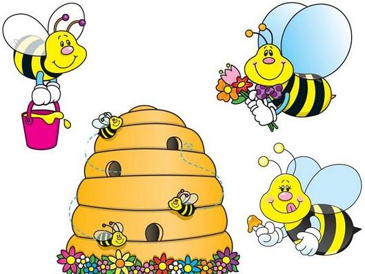 Znalezione obrazy dla zapytania pszczo?'a ul clipart