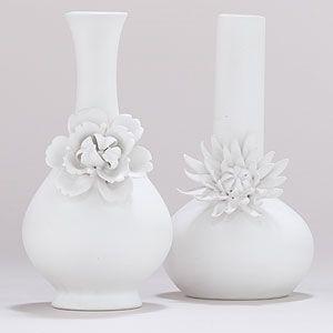 DIY Upcycled Glass Flower Vases