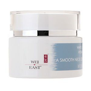 Wei East White Lotus Hydrating Throat and Decolletage Cream 1.45 Fl Oz La Roche-Posay Redermic C Dry Skin Anti-Wrinkle Firming Moisturizer with Vitamin C and Hyaluronic Acid, 1.35 Fl. Oz.