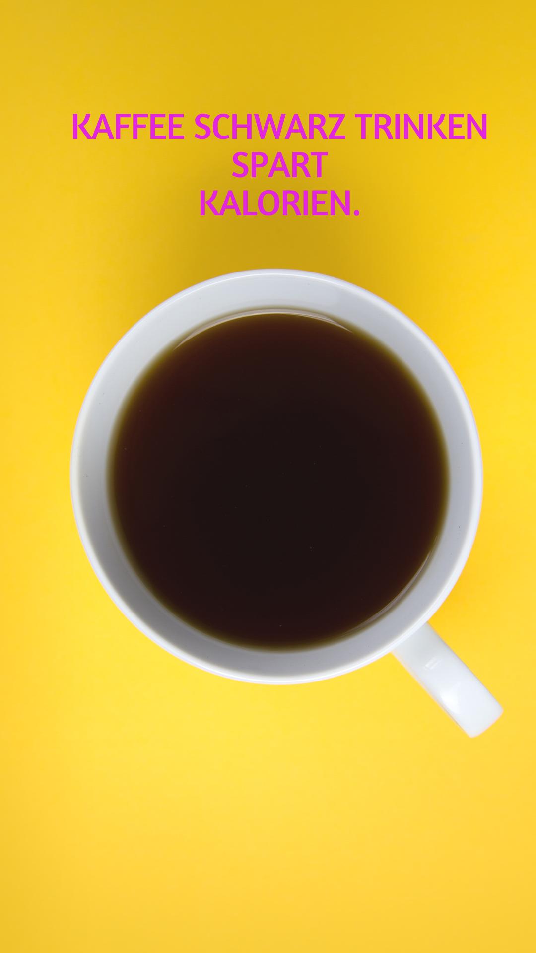 Was hilft, schwarzen Kaffee zu trinken, um Gewicht zu verlieren