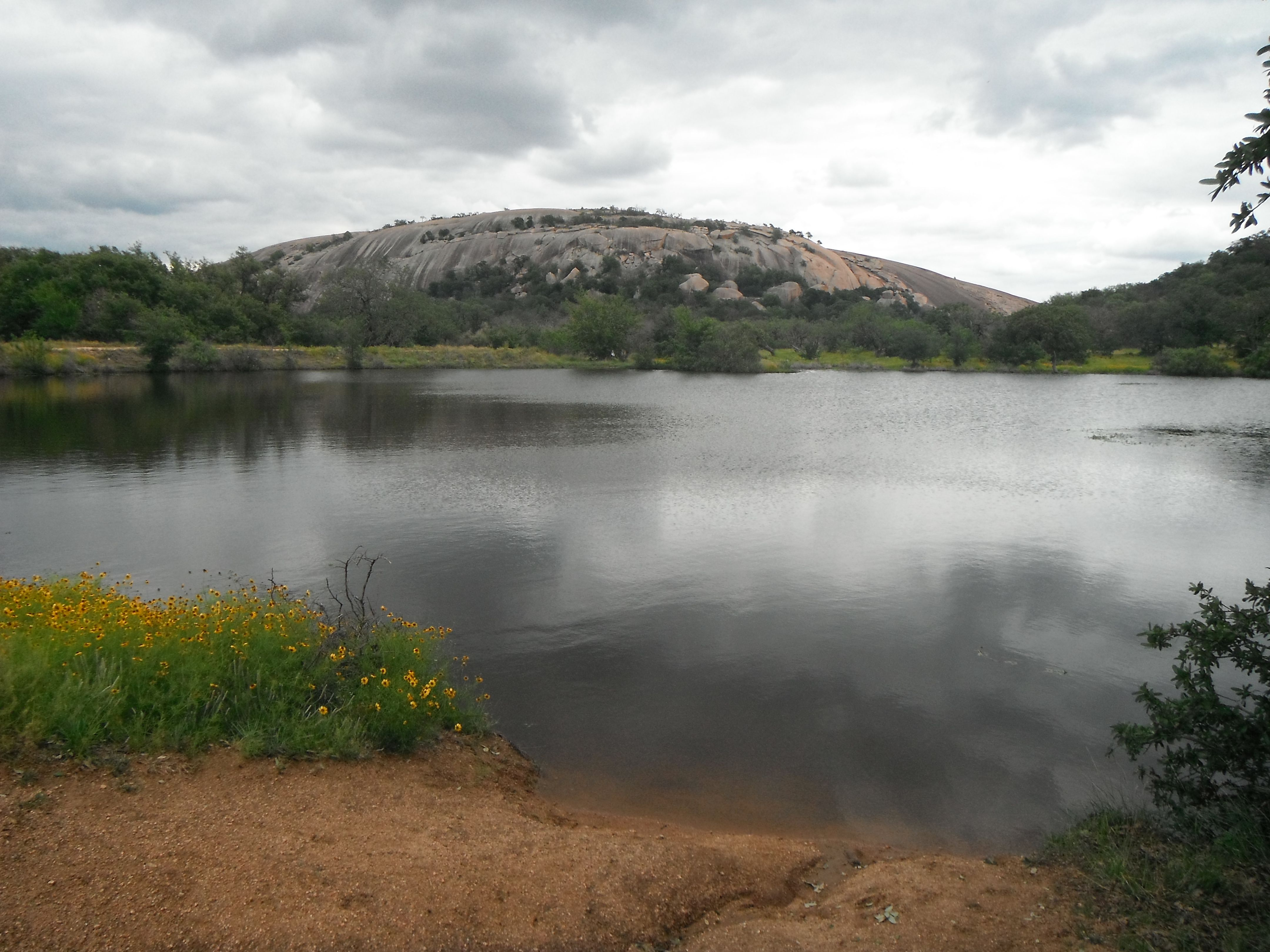 Enchanted Rock - Fredericksburg, TX- almost made it to the ...