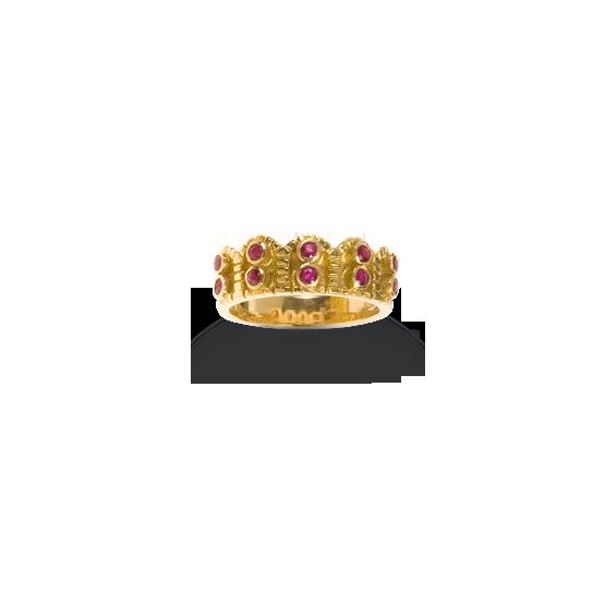 Ilias Lalaounis - Byzantine ring