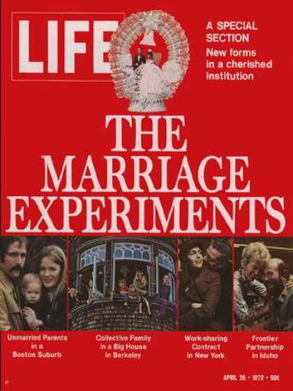 Life - Composite: The Marriage Experiments