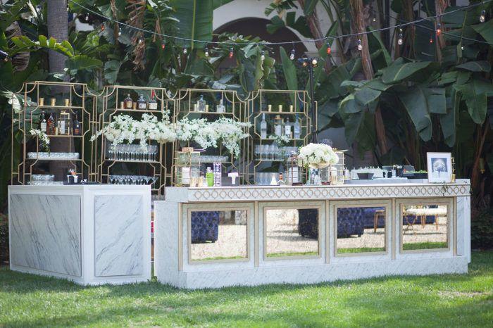 Bacara Resort Spa Wedding Diandra Troy Modern Wedding Decor Mexican Themed Weddings Marble Wedding