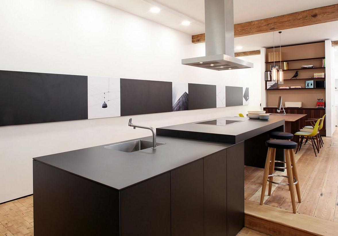 Bulthaup St Albans Showroom B3 Kitchen Kitchen Living Spaces Home Decor