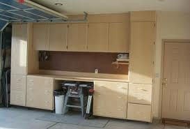 Garage Organization Get Old Kitchen Cabinets From Craigslist Or Restore Old Kitchen Cabinets Garage Organization Kitchen Cabinets