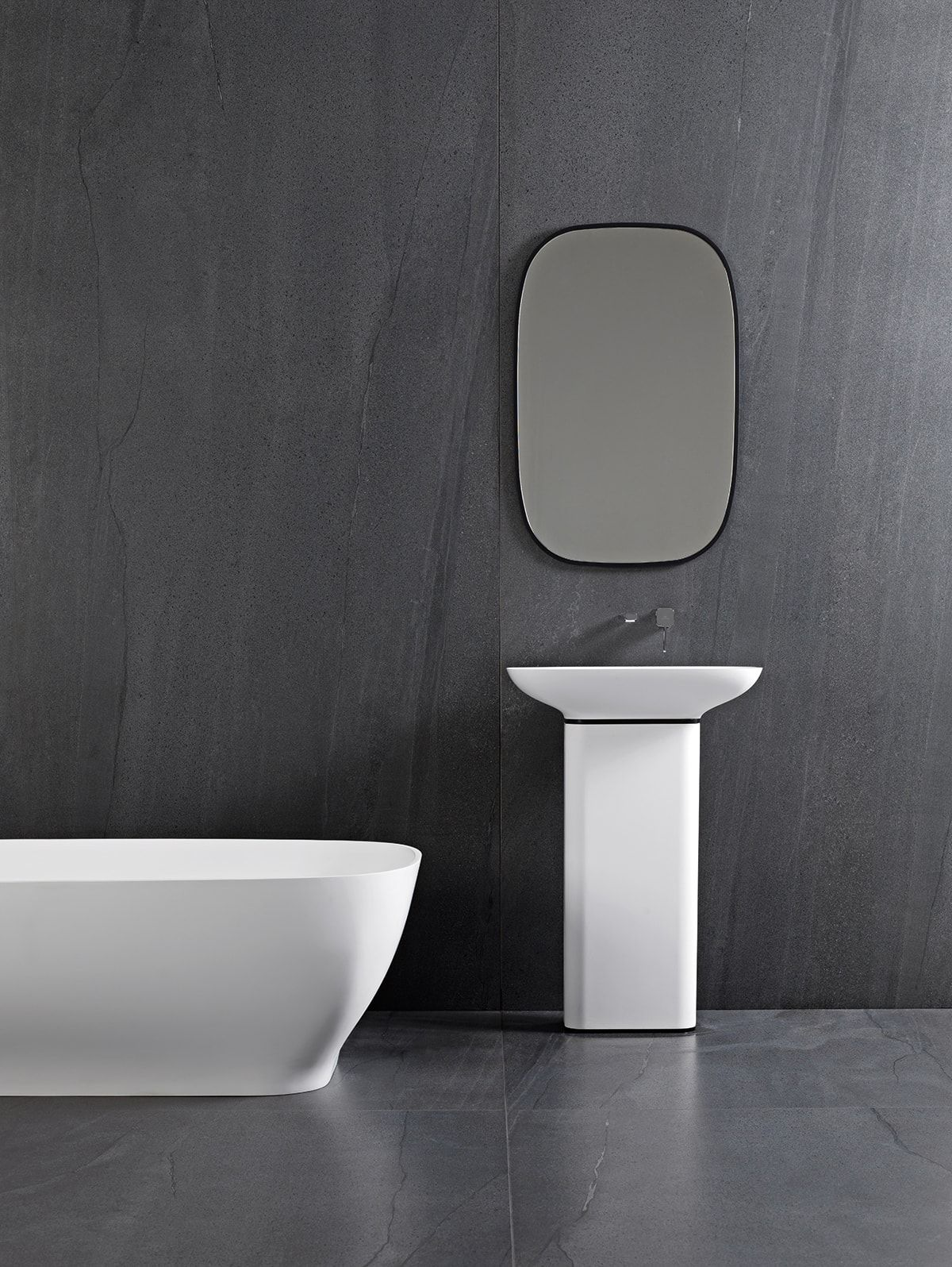 Gres Baños Urbatek Porcelanosa Design Bathroom Pinterest