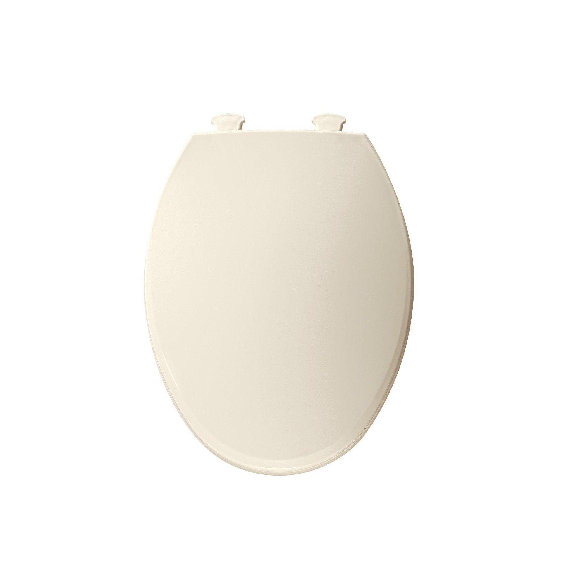Superb Bemis 1800Ec Elongated Plastic Toilet Seat With Easy Clean Dailytribune Chair Design For Home Dailytribuneorg