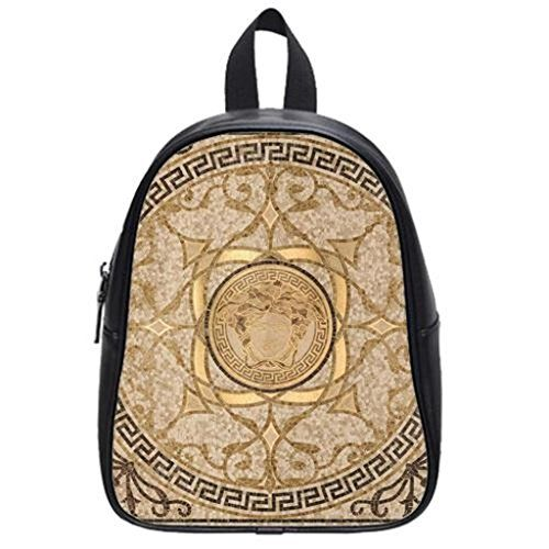 Versace Custom School Bag Student Backpack By Love Ping For More Information Visit Image Link