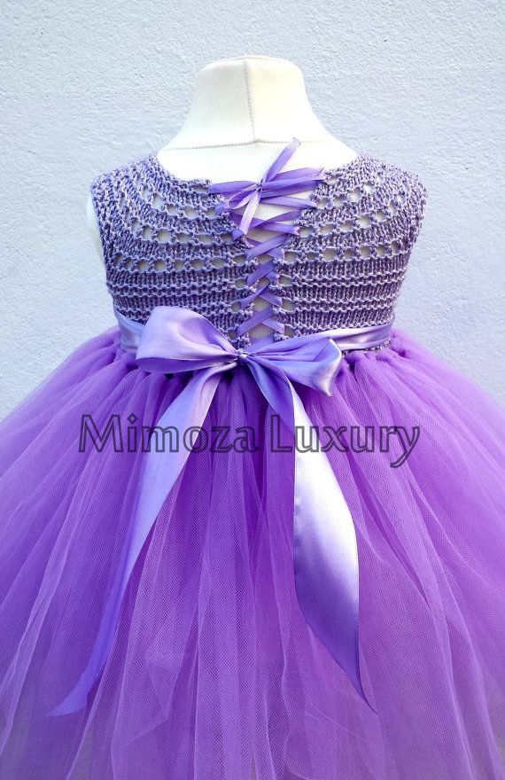 Sofia the First inspired princess tutu dress in lavender colors + ...