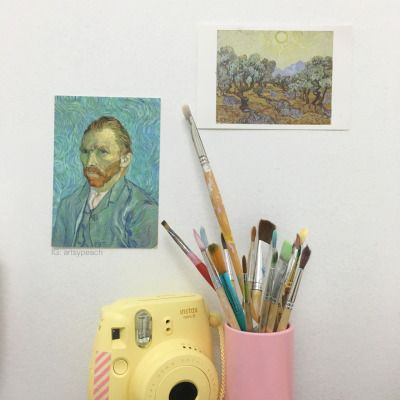 Vincent Van Gogh Room Wall Decoration Artsy Style Aesthetic Art Hoe Aesthetic Aesthetic Bedroom Art Hoe
