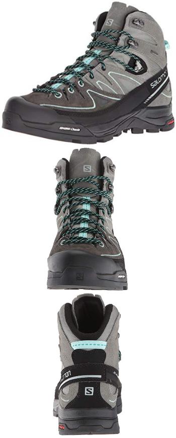 Salomon #Damen X #Alp #Mid #Ltr #GTX W #Trekking