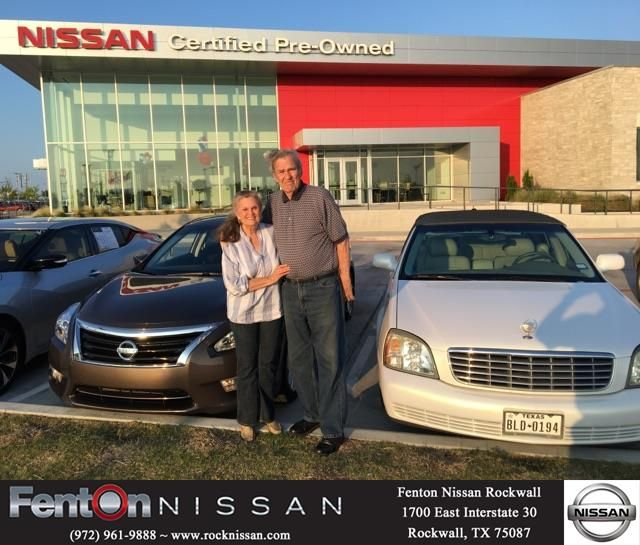 Fenton Nissan East >> Spent 4 Hours Working On Finding Our Last Vehicle Bless