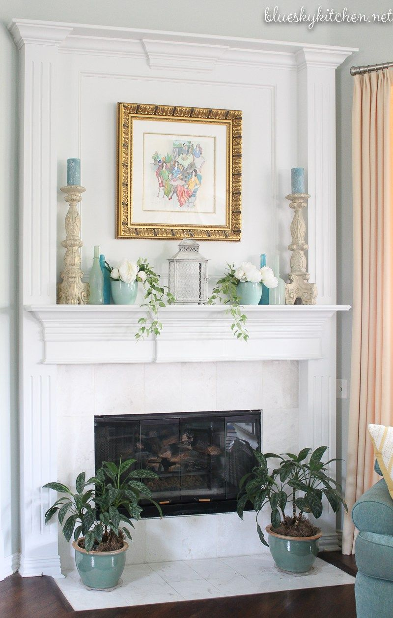 awesome accessories for spring decorating great tips how in bring  lighter palette and cleaner look also cute mantel decoration ideas on budget home decor rh pinterest