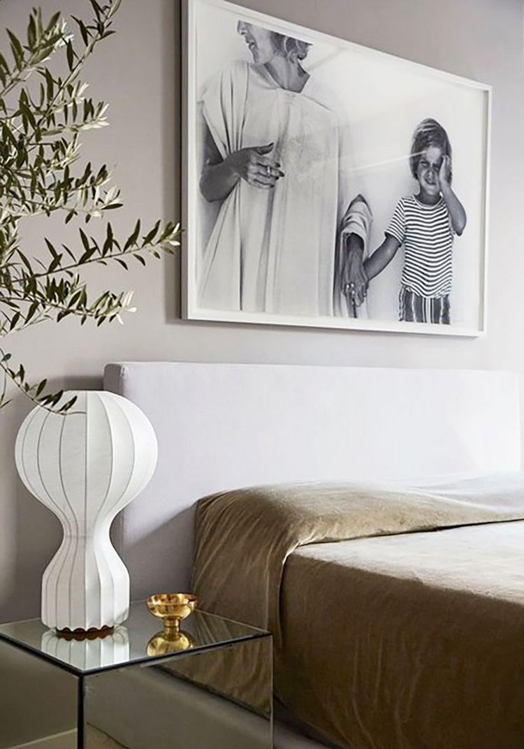 Dark paint ideas for bedroom   Small Master Bedroom Ideas That Prove Bigger Isnut Necessarily