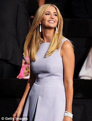 Keep it classic in an Alexander McQueen sheath dress like Ivanka #DailyMail