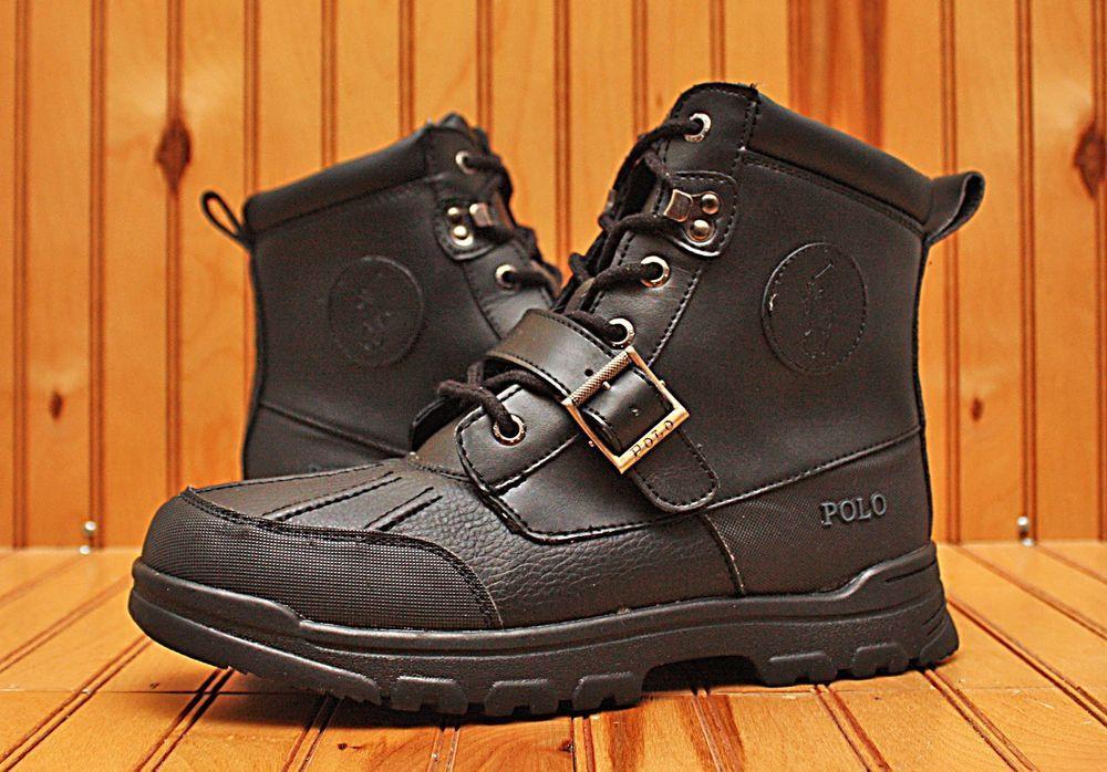 Ralph Lauren Polo Junior Colbey Boot