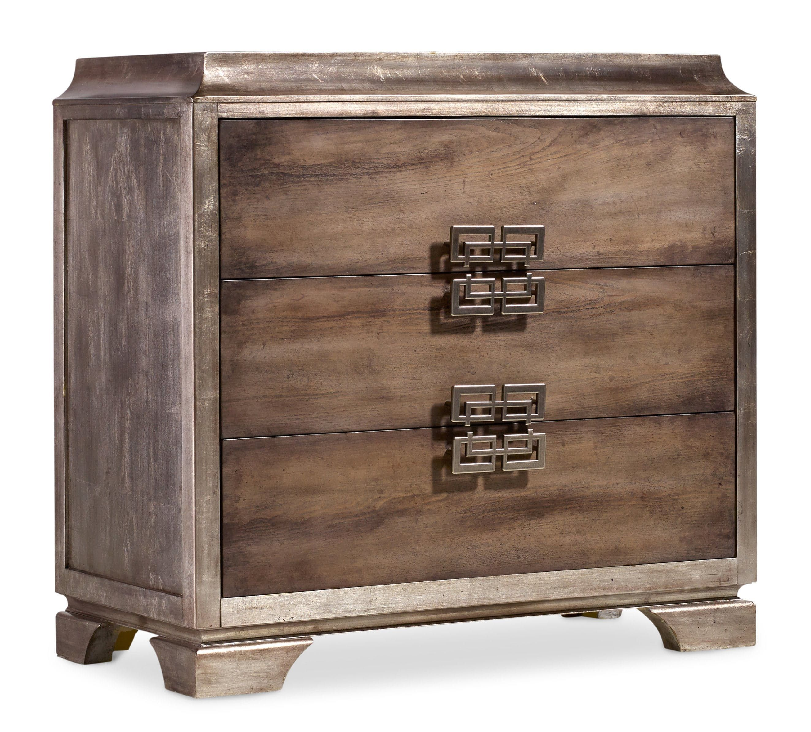 Hooker Furniture Living Room Melange Lambert Chest 638 85136