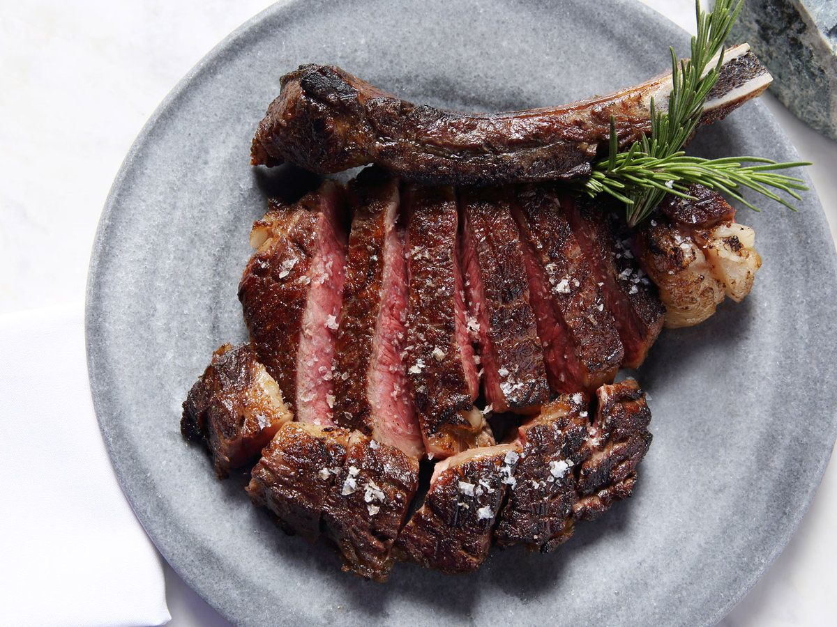 Jose Andres Has A Better Way For You To Grill Steak Food Ribs On Grill Steak