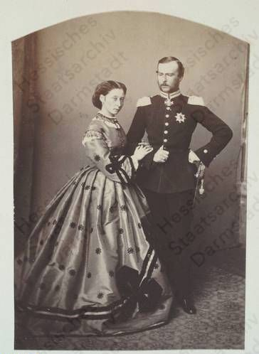 QUEEN VIOLET - ohsoromanov: Princess Alice of the United...