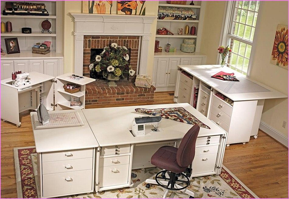 Sewing Room Furniture And Storage