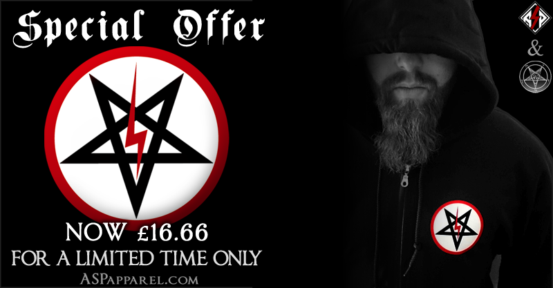 Special Offer Official Sig Pentagram Full Zip Hoodieour Officially