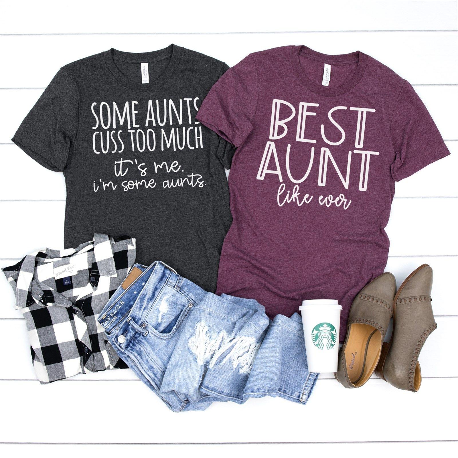 Aunt Life Tees