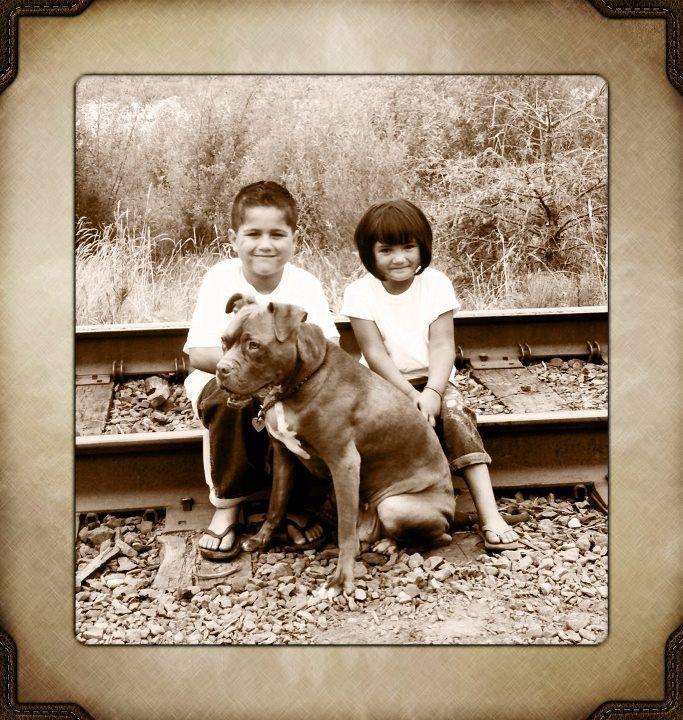 Pitties, Still the Nanny Dog:) | Pitties:) | Pinterest