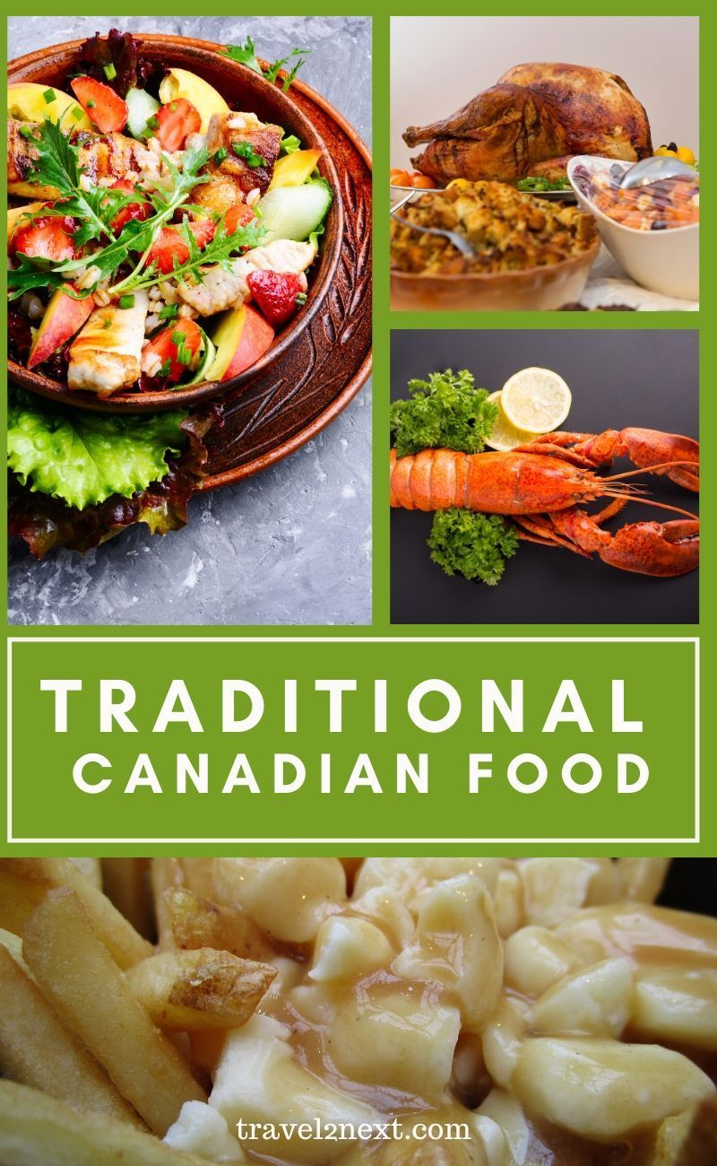 18 Traditional Canadian Foods Canadian Food Food Guide Food
