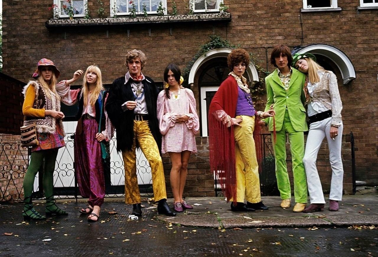 Image Result For 1967 Mens Fashion Summer Of Love Inspiration