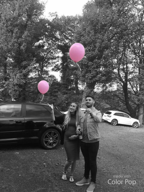 Gender Reveal Party 👑💖