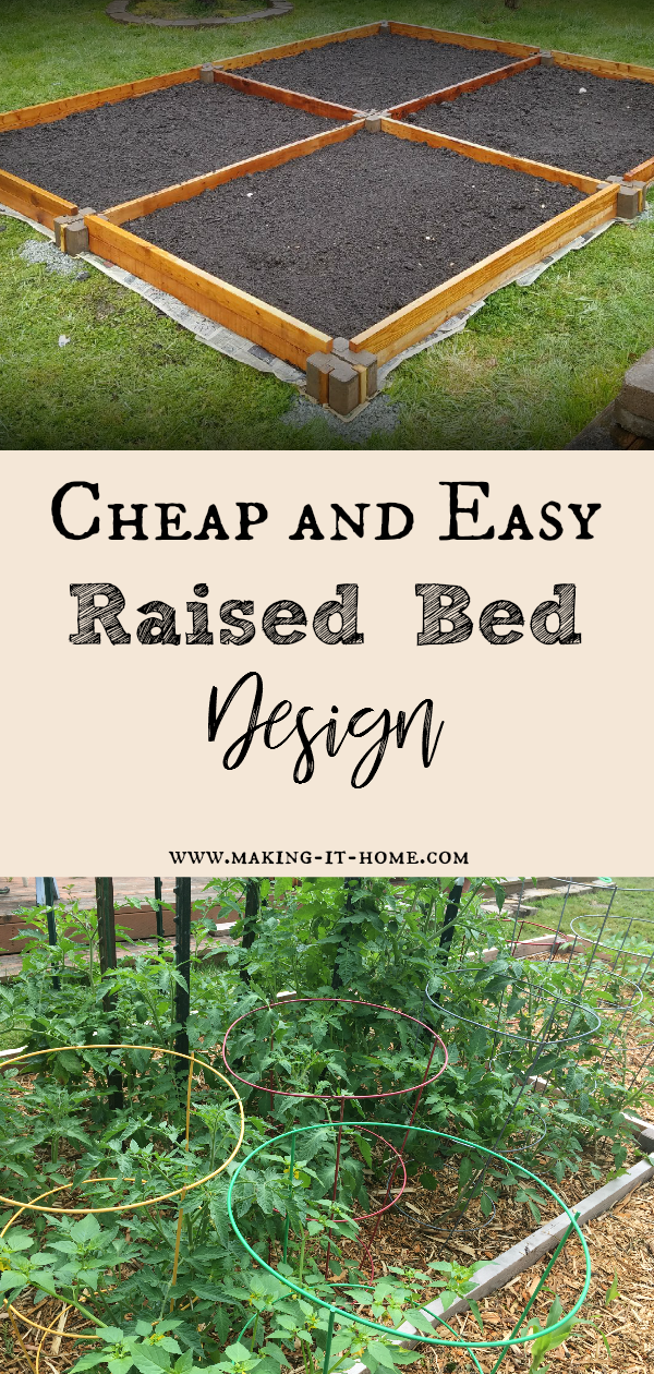 Choosing A Garden That Is Perfect For You Easy Raised Garden Bed