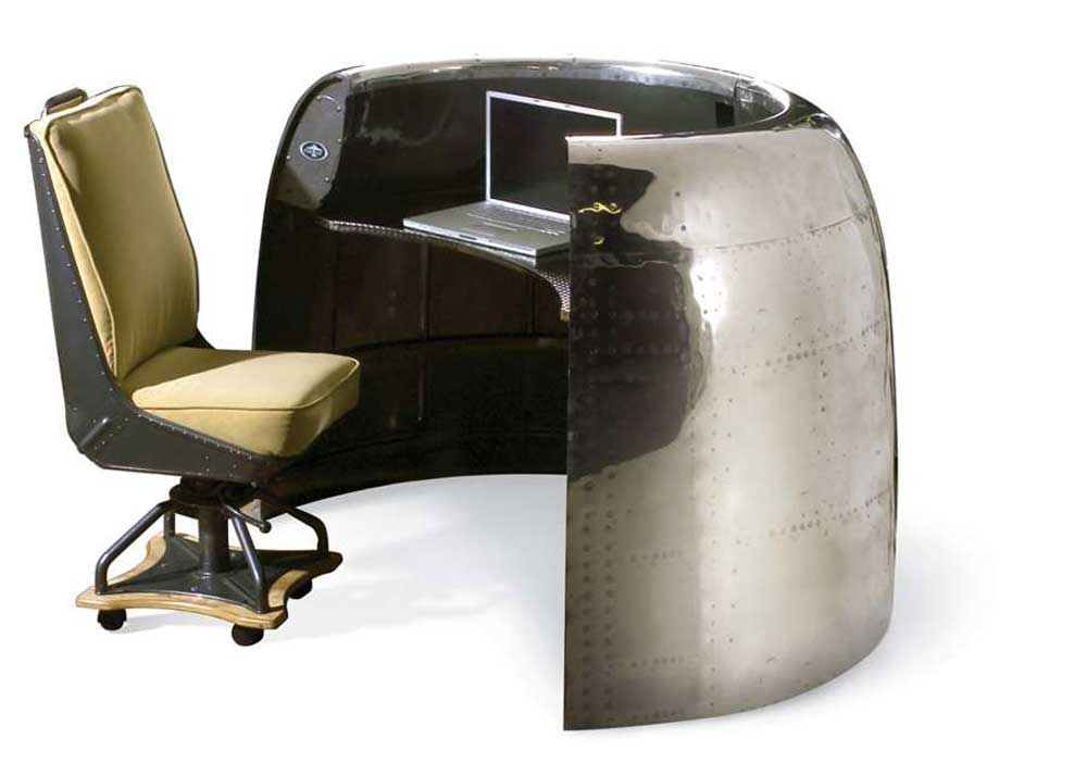 Motoart Diy Cowling Unusual Computer Desks And Chair Office