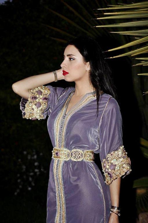 Elegant Beads U0026 Velvet Morocco Fashion, Abed Mahfouz, Kaftan Abaya, Oriental Dress,  Moroccan