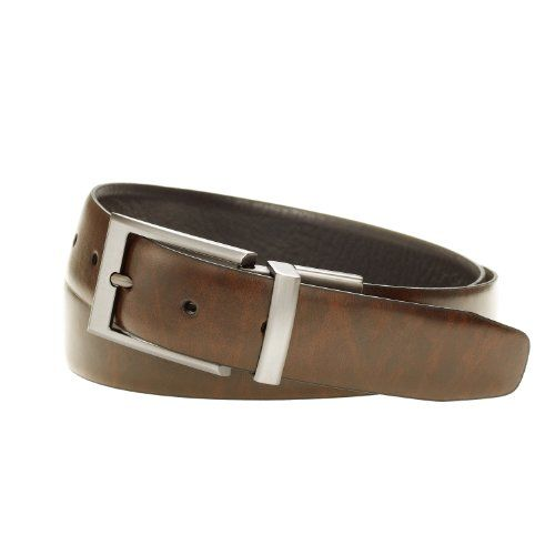 Dockers Men/'s Braided Belt Black Woven belt with incorporated notches