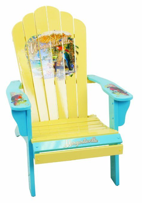 Painted State Of Mind Adirondack Chair