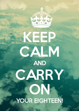 keep calm and carry on your eighteen  reiki quotes