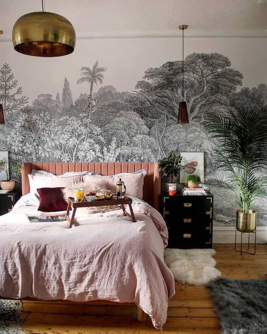 Home Decor Trends 2021 Top 5 Components Of Home Design 2021 10 in 2020   Pink bedroom decor ...
