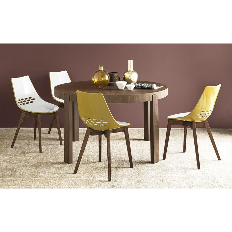 Artur Extending Dining Table In 2019: 2019 年の「Calligaris Atelier Round Extendable Table