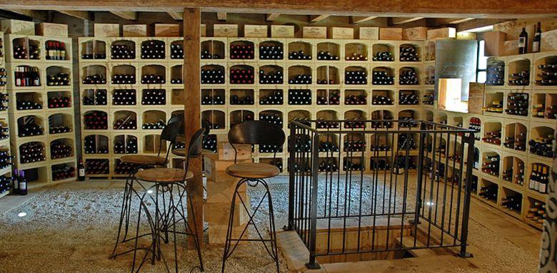 casier pour rangement bouteilles de vin