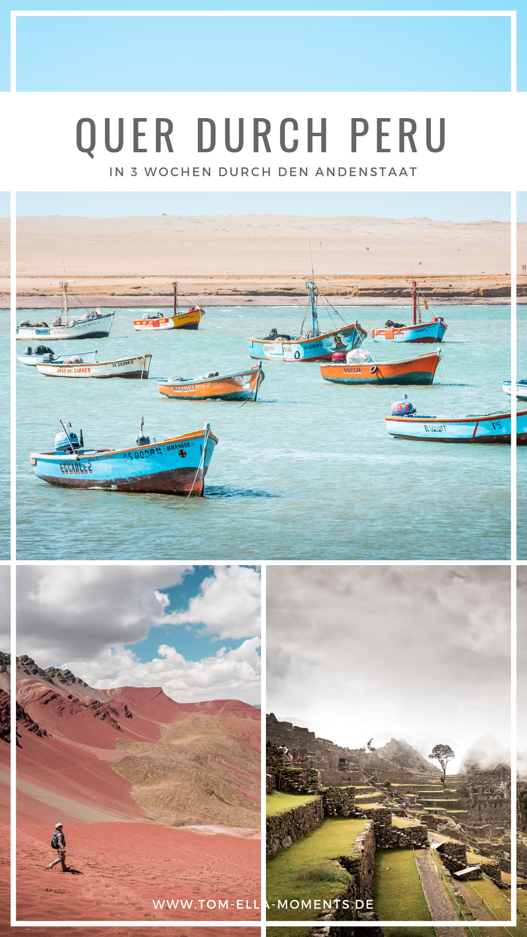 Peru Highlights • Sehenswürdigkeiten & Tipps unserer Peru Rundreise