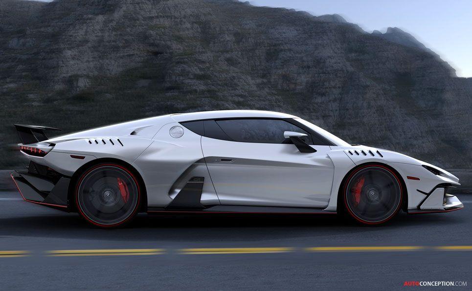 Italdesign Zerouno V10 Supercar Marks Birth Of New Car Brand Super Cars New Cars Car Brands