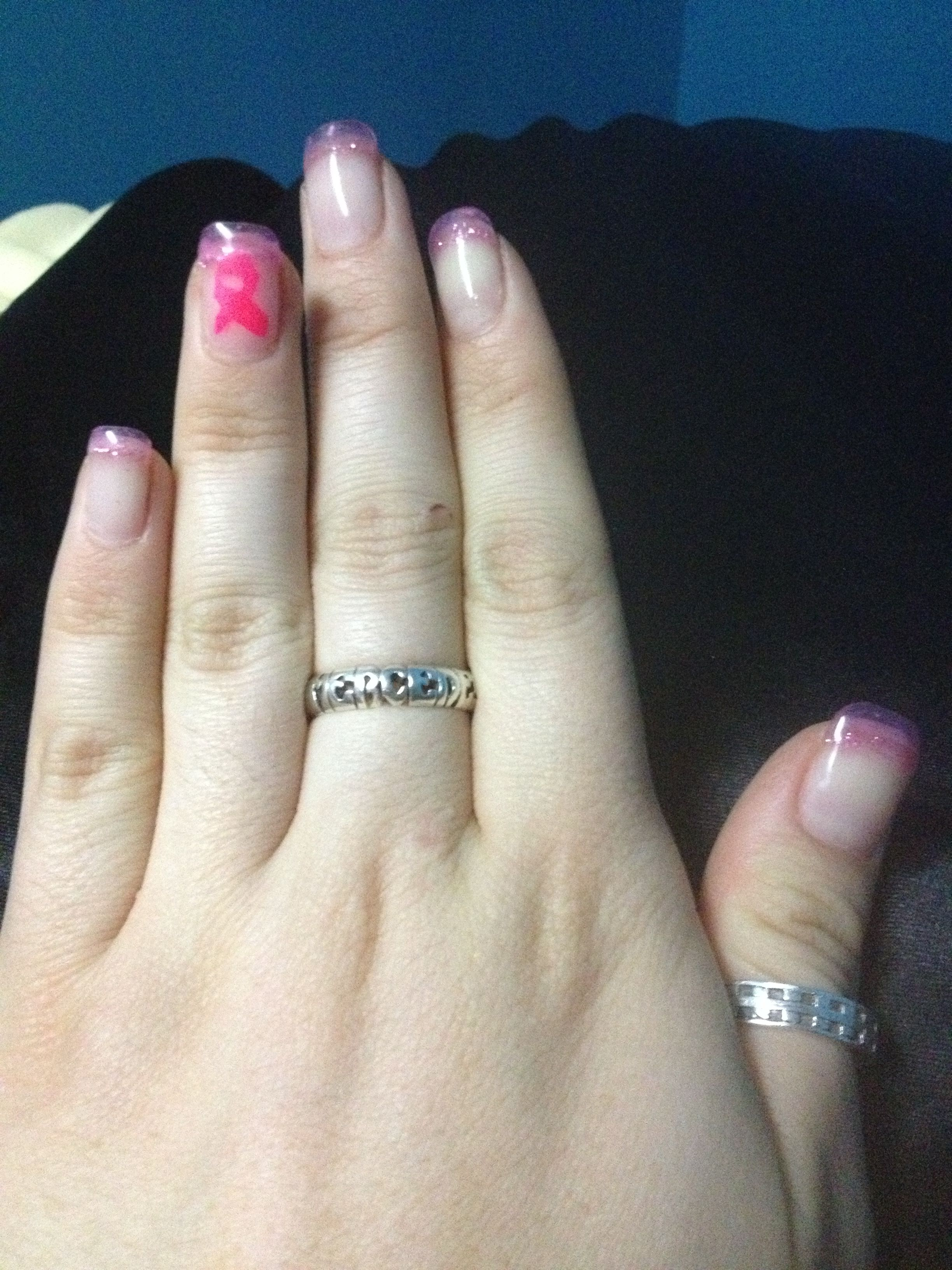 Bca month nails