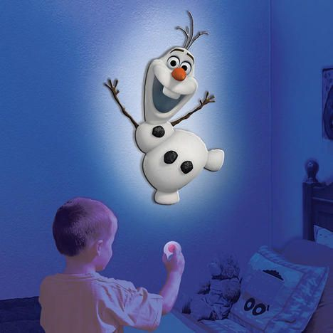 Disney Frozen® Olaf Wall Friends Projector $19.99