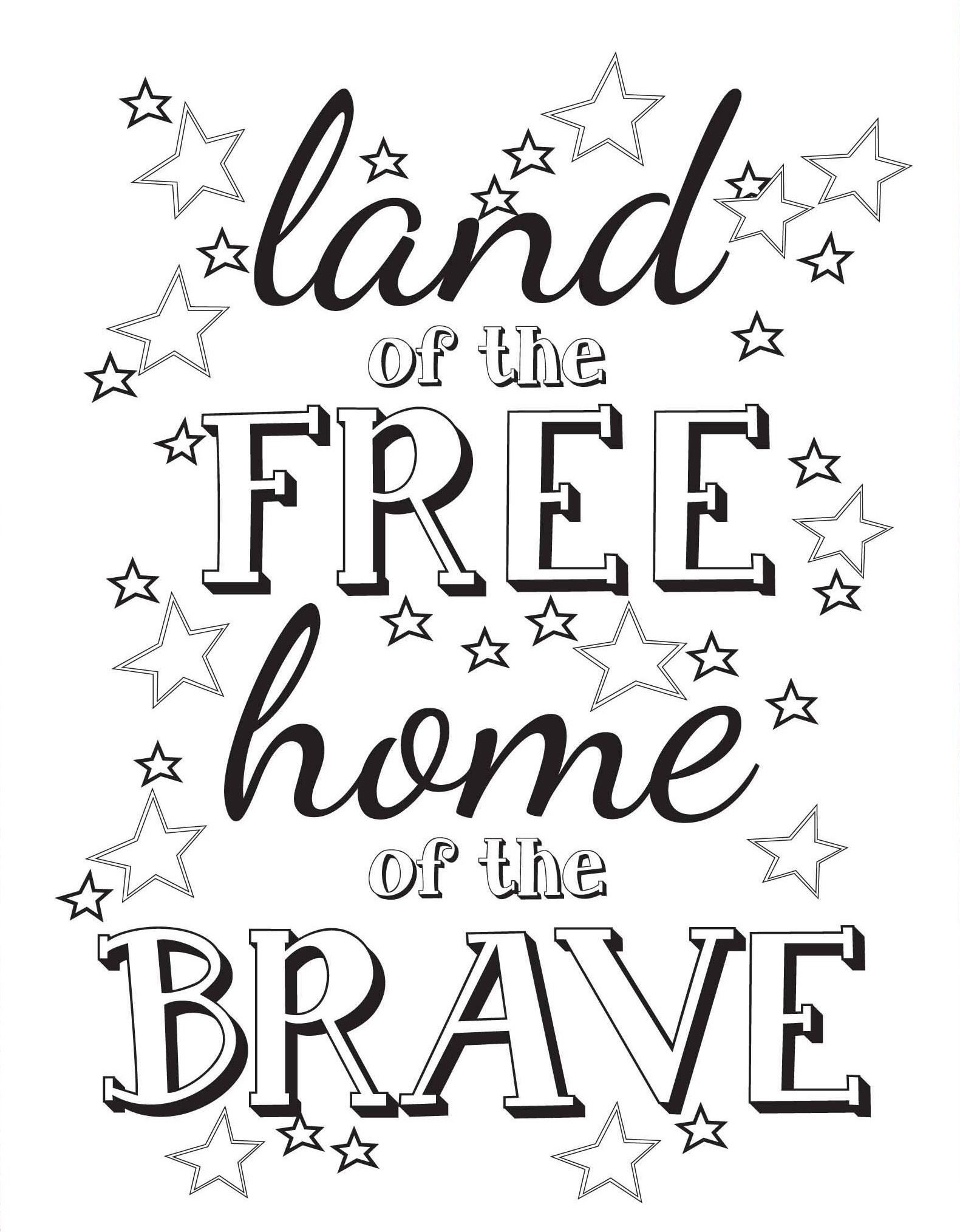 Fourth Of July Coloring Page July Coloring Pages July Colors Fourth Of July Coloring Pages