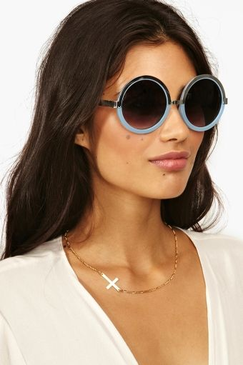 Ding A Ling Shades - Sky Blue