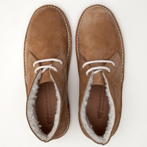 Industry of All Nations Desert Boot
