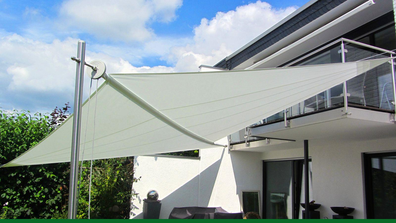 48 Frisch Fur Sonnensegel Terrasse Aufrollbar Preise