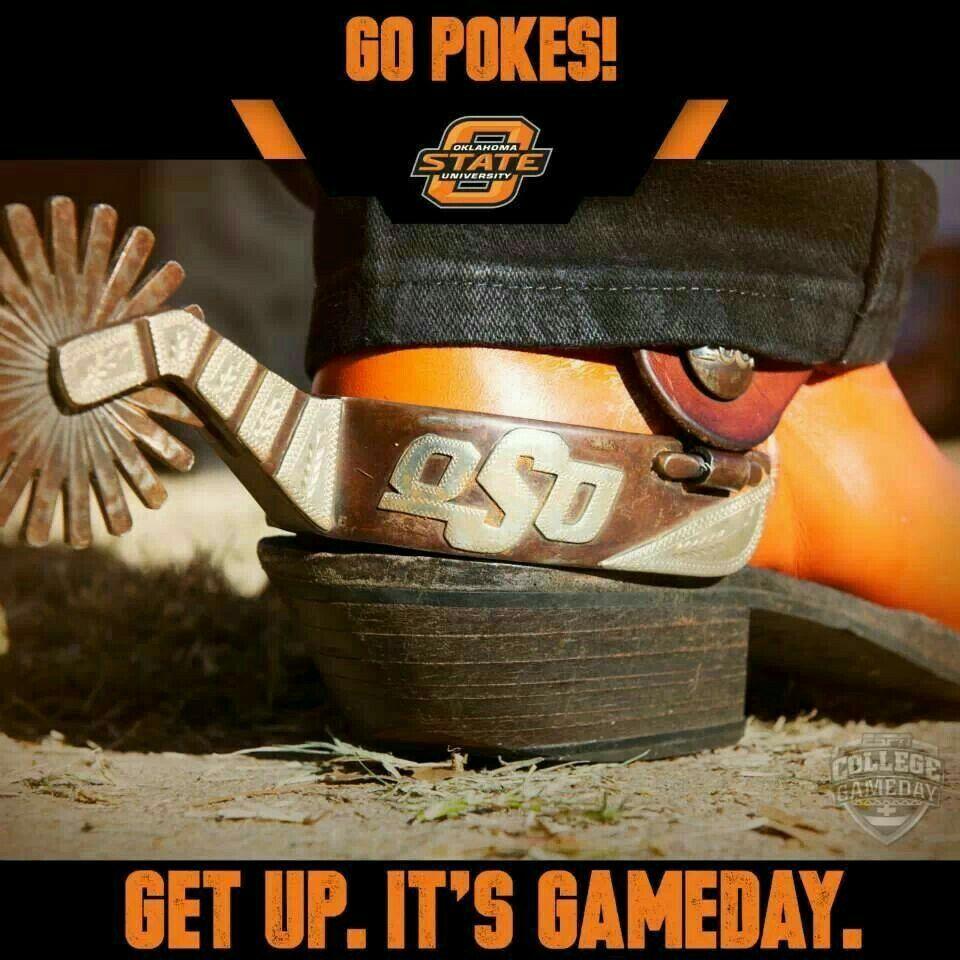 Pin by Lisa Focht on Go Pokes! | Osu cowboys football, Osu ...