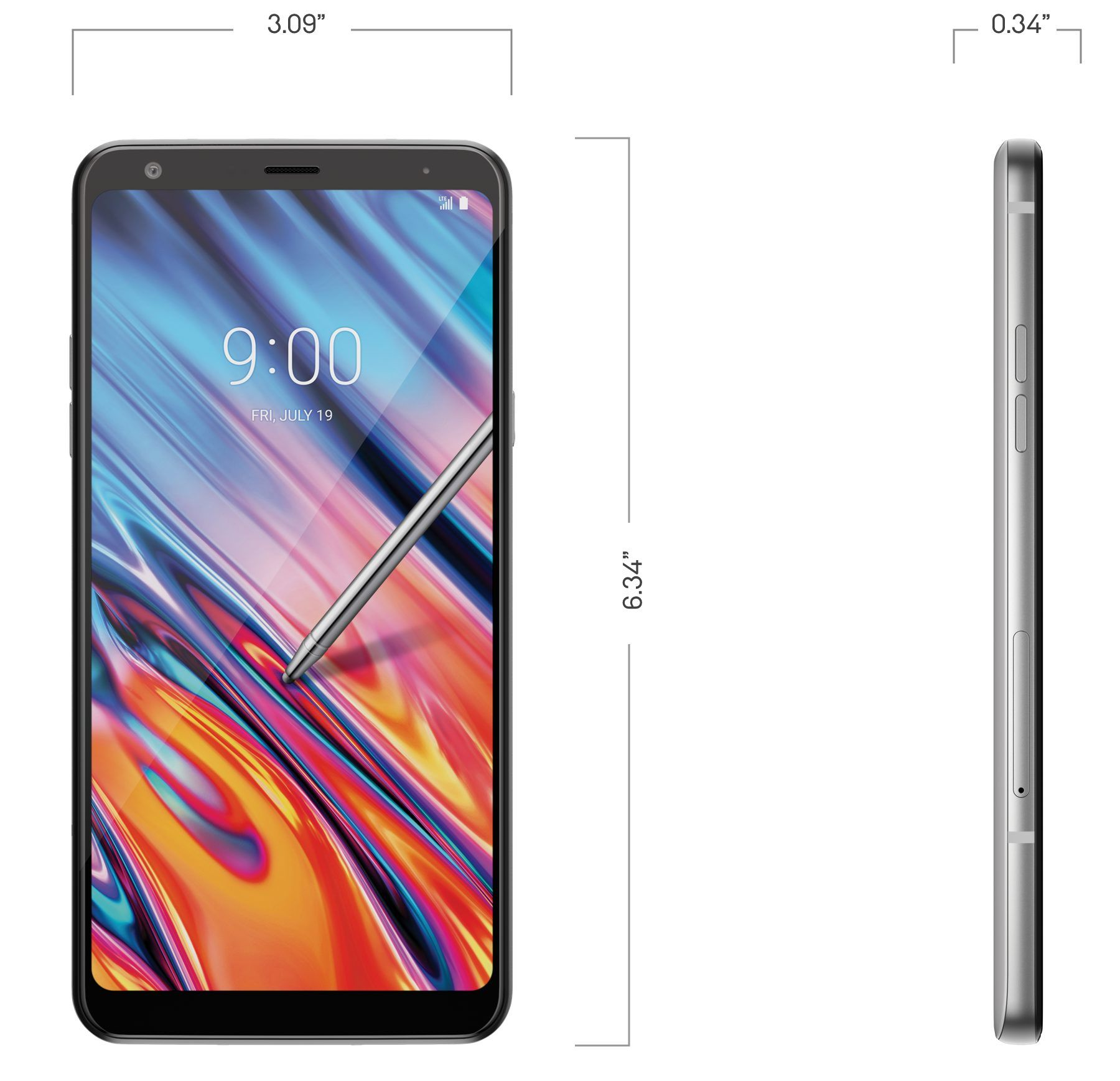 Lg Stylo 5x Features Specs And Reviews Boost Mobile Cell Phone Contract Boost Mobile Contract Phones